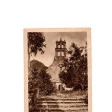 Postales: VALLE DE LAS BATUECAS.(SALAMANCA).- IGLESIA DEL MONASTERIO Y FUENTE DE LAS MORADAS. Lote 155823030