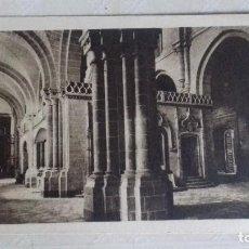 Postales: ZAMORA. INTERIOR DE LA CATEDRAL. POSTAL TRILINGÜE. SIN CIRCULAR.. Lote 156504334