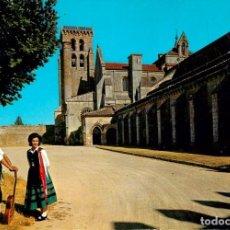 Postales: LOTE DE 4 POSTALES DE BURGOS. Lote 156587882