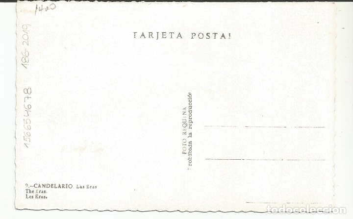 Postales: CANDELARIO - LAS ERAS - Nº 9 ED. FOTO REQUENA - Foto 2 - 156654678