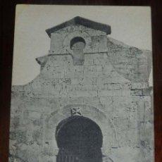 Postales: POSTAL DE BAÑOS, PALENCIA, CAPILLA DE SAN JUAN, ESPAÑA MONUMENTAL E HISTORIA, SERIE VI, NUM 36, FOTO. Lote 156809338