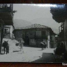 Postales: FOTO POSTAL PARECE MOMBELTRAN?, AVILA, NO CIRCULADA.. Lote 156821246