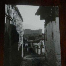Postales: FOTO POSTAL MOMBELTRAN, AVILA, N. 243, LABORATORIOS FOTOGRAFICOS SEVE, NO CIRCULADA.. Lote 156821510