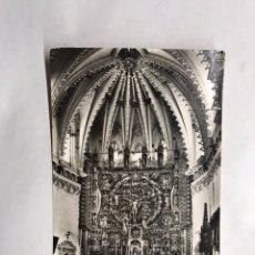 Postales: BURGOS. POSTAL NO.1, RETABLO DE LA CARTUJA DÉ MIRAFLORES. EDITA. FISA (H.1960?). Lote 156900493