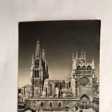 Postales: BURGOS. POSTAL ANIMADA NO.1008, EDITA: EDICIONES FISA. FOTO A. ABADAL (H.1960?). Lote 156900824