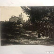 Postales: SEGOVIA. POSTAL ANIMADA NO.26, ALCÁZAR Y PAISAJE. EDITA: EXCLUSIVA M. RAYUELA (A.1960). Lote 156902989