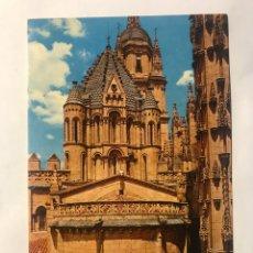 Postales - SALAMANCA. Postal No.72, Catedral vieja. Abside y Torre del Gallo. Edita: Ed. Stvdio (h.1960?) - 156915054