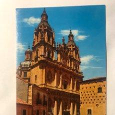 Postales: SALAMANCA. POSTAL NO.73, CLARENCIA Y CASA DE LAS CONCHAS. EDITA: STVDIO. Lote 156915748