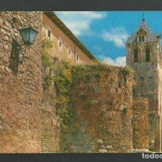 Postales: POSTAL SIN CIRCULAR - LEON 48 - TORRE Y MURALLA DE SAN ISIDORO - EDITA GARCIA GARRABELLA. Lote 156923382