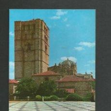 Postales: POSTAL SIN CIRCULAR - ZAMORA 53 - EDITA ARRIBAS. Lote 156923450