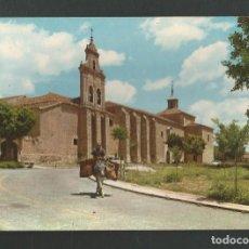 Postales: POSTAL SIN CIRCULAR - AVILA 2026 - CONVENTO DE LA ENCARNACION - EDITA ARRIBAS. Lote 156923674