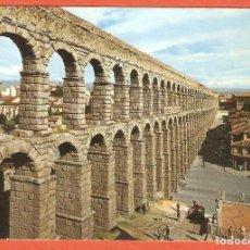 Postales: 1 POSTAL AÑOS 70 - SEGOVIA - ACUEDUCTO DE SEGOVIA - VER FOTO DE REVERSO. Lote 156966326