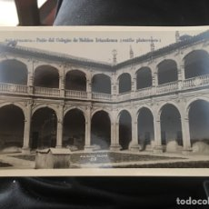 Postales: SALAMANCA PATIO DEL COLEGIO DE NOBLES IRLANDESES. Lote 158105178
