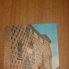 Postales: POSTAL SALAMANCA CASA DE LAS CONCHAS SIN CIRCULAR. Lote 158257014