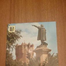 Postales: POSTAL IMAGENES ESCUDO DE ORO PRIMERA COLECCION DE CASTILLOS Y FORTALEZAS 1 SALAMANCA SIN CIRCULAR. Lote 158257450