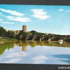 Postales: POSTAL SIN CIRCULAR - PALENCIA 5 - PUENTE MAYOR - EDITA SICILIA. Lote 159172534