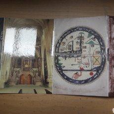 Postales: SORIA BURGO DE OSMA CATEDRAL BURGOS SIGLO XVI. Lote 159934022