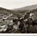 Postales: BEJAR-PUENTE DE SAN ALBÍN Y FÁBRICAS-REQUENA. Lote 160225646