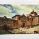 Postales: ALBA DE TORMES (SALAMANCA) POSTAL IGLESIA DE SANTA TERESA, DONDE ESTAN SU CUERPO Y RELIQUIAS..... Lote 160774714