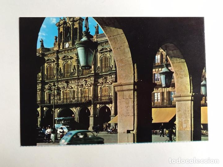 SALAMANCA. POSTAL AYUNTAMIENTO. EDITA : FARDI BARCELONA (H.1960?) ESTÁ SIN CIRCULAR. POSTAL (Postales - España - Castilla y León Moderna (desde 1940))