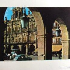 Postales: SALAMANCA. POSTAL AYUNTAMIENTO. EDITA : FARDI BARCELONA (H.1960?) ESTÁ SIN CIRCULAR. POSTAL. Lote 160985014