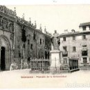 Postales: SALAMANCA PLAZUELA DE LA UNIVERSIDAD P.Z. 19092 REVERSO SIN DIVIDIR. SIN CIRCULAR. Lote 161018346