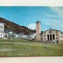Postales: VILLABLINO (LEON) POSTAL NO.3, IGLESIA DE SANTA MARÍA. EDITA: ÍNTER (H.1960?) SIN CIRCULAR. Lote 161288404