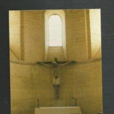 Postales: POSTAL SIN CIRCULAR - FROMISTA 8 - PALENCIA - IGLESIA DE SAN MARTIN - EDITA DIPUTACION DE PALENCIA. Lote 161713378