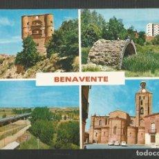 Postales: POSTAL SIN CIRCULAR - BENAVENTE 81 - ZAMORA - EDITA PARIS. Lote 161719950