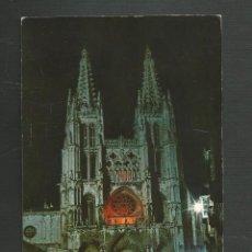 Postales: POSTAL SIN CIRCULAR - BURGOS 13 - CATEDRAL - EDITA SICILIA. Lote 162515586