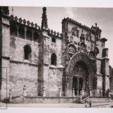 Postales: POSTAL FOTOGRÁFICA - 5. ARANDA DE DUERO, BURGOS. IGLESIA DE SANTA MARÍA - ED. VISTABELLA. Lote 162684810