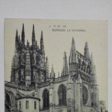 Postales: POSTAL BURGOS - LA CATEDRAL, HAUSER Y MENET, SIN CIRCULAR. Lote 162824326