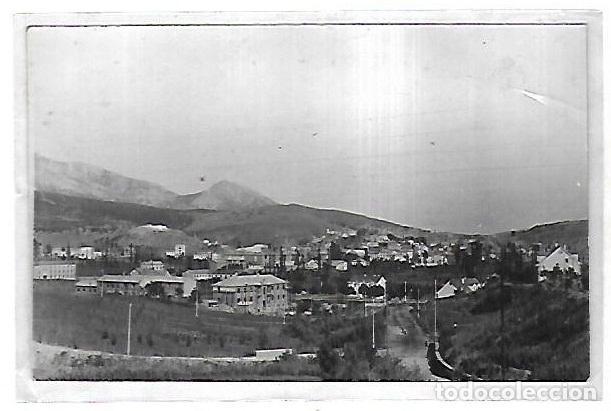 TARJETA POSTAL DE GUARDO, PALENCIA - VISTA GENERAL. POSTALES P.ESPERON. (Postales - España - Castilla y León Antigua (hasta 1939))