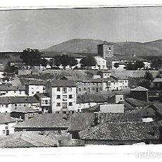 Postales: TARJETA POSTAL DE GUARDO, PALENCIA - LA IGLESIA. BARRIO DE LA FUENTE. POSTALES P.ESPERON. Lote 163703846