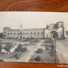 Postales: LEON ANTIGUA POSTAL CATEDRAL SAN MARCOS. Lote 163809574