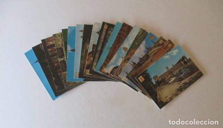 18 POSTALES DE LEON (Postales - España - Castilla y León Moderna (desde 1940))
