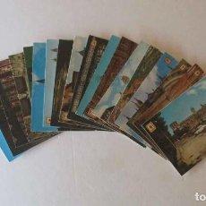 Postales: 18 POSTALES DE LEON. Lote 163983306