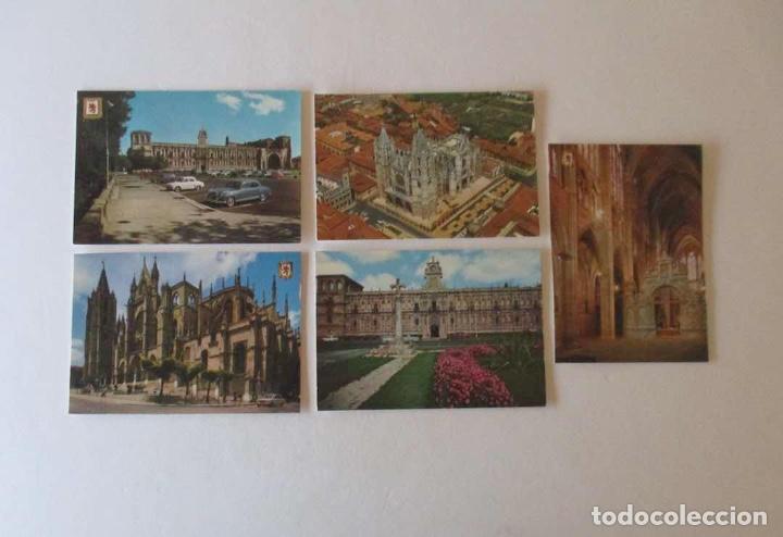 Postales: 18 POSTALES DE LEON - Foto 2 - 163983306