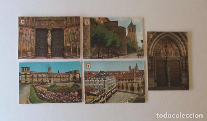 Postales: 18 POSTALES DE LEON - Foto 3 - 163983306
