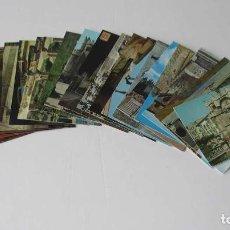 Postales: 22 POSTALES DE BURGOS. Lote 163984726