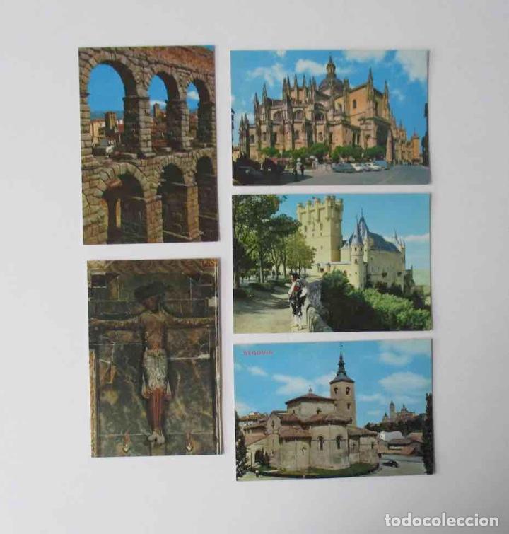 Postales: 15 POSTALES DE SEGOVIA - Foto 2 - 163985322