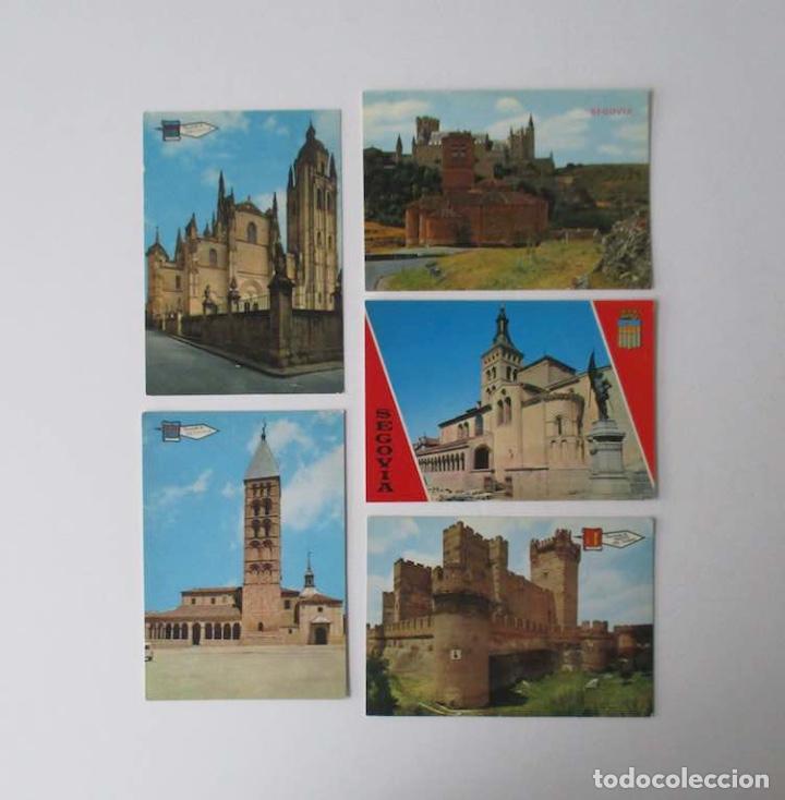Postales: 15 POSTALES DE SEGOVIA - Foto 3 - 163985322