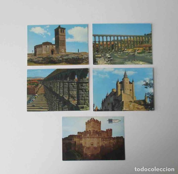 Postales: 15 POSTALES DE SEGOVIA - Foto 4 - 163985322