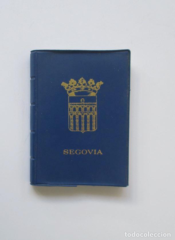BLOC 20 VISTAS DE SEGOVIA (Postales - España - Castilla y León Moderna (desde 1940))