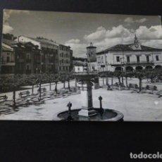 Postales: VILLARCAYO BURGOS PLAZA MAYOR. Lote 164622382
