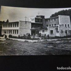 Postales: VILLARCAYO BURGOS COLEGIO DE NUESTRA SEÑORA DE LA SABIDURIA NORTE. Lote 164622450