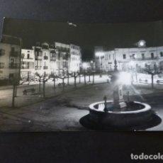 Postales: VILLARCAYO BURGOS PLAZA NOCTURNA. Lote 164622578