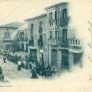 Postales: BURGOS MIRANDA DE EBRO, EL CALVARIO. CIRCULADA EN 1902. MUY RARA.. Lote 164632686