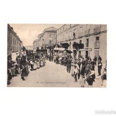 Cartes Postales: BURGOS.- LOS GIGANTONES DE BURGOS.. Lote 164635898
