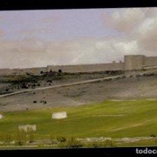 Postales: MURALLA DE URUEÑA - VALLADOLID. Lote 182939566